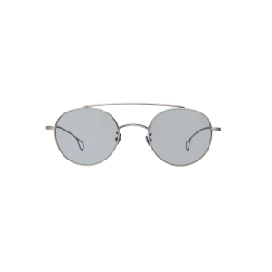 Okulary TBDE Drill Silver // Gradient Grey