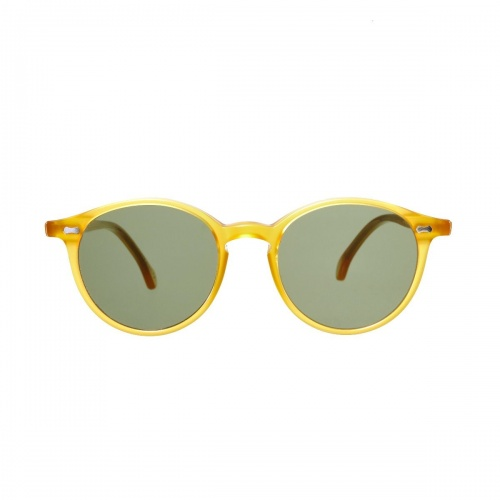 Okulary TBDE Cran Honey // Bottle Green